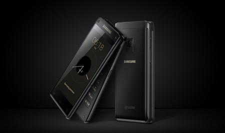 """Samsung """"Leader 8"""": nuevo Android tipo concha con Snapdragon 821 y cámara de última generación"""