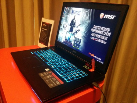 Laptops Gaming Msi Mexico 6