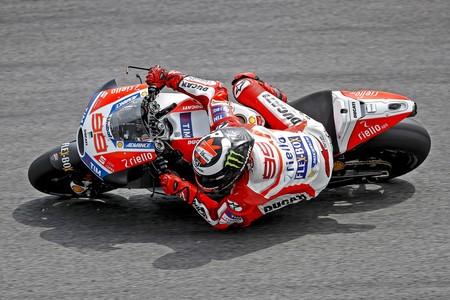 Jorge Lorenzo Ducati Motogp 2017 Malasia 3