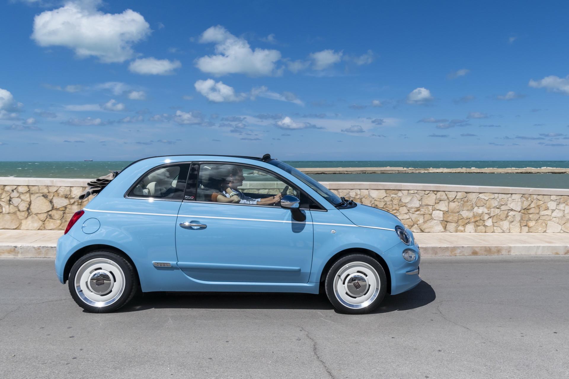 Foto de Fiat 500 Spiaggina 58 (7/17)