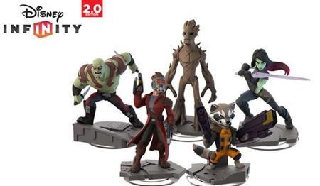 Los Guardianes de la Galaxia llegarán a Disney Infinity: Marvel Super Heroes