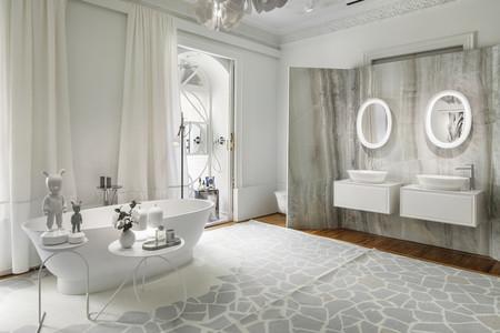 """Laufen presenta The New Classic en su espacio """"Agua"""" de Casa Decor 2020, diseñado por Sinmas"""