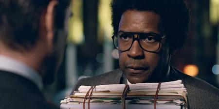 Tráiler de 'Roman J. Israel, Esq.': Denzel Washington busca su tercer Oscar con el director de 'Nightcrawler'