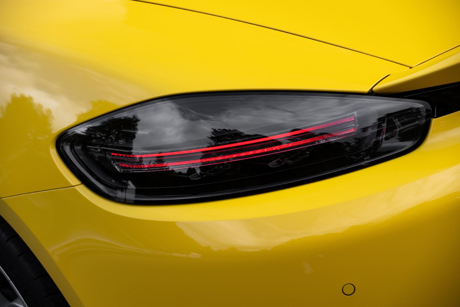 Foto de Porsche 718 Spyder (prueba contacto) (246/296)
