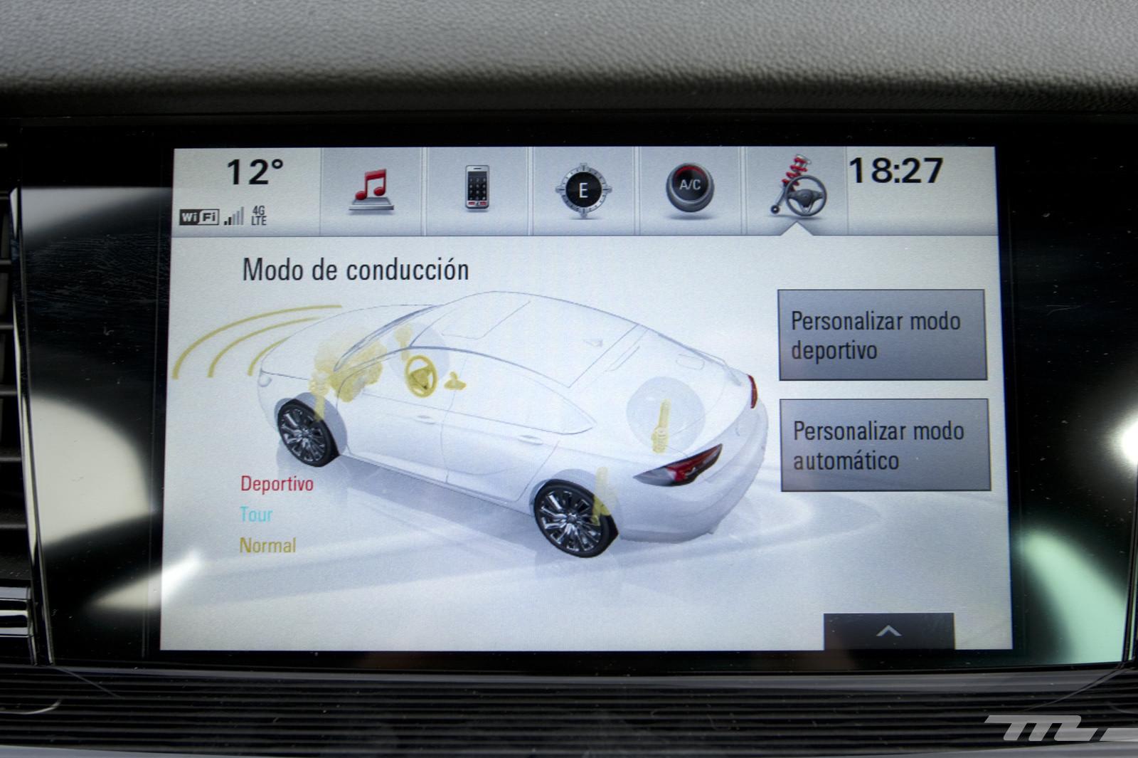 Foto de Opel Insignia Grand Sport, prueba (23/27)