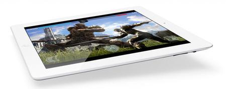 iPad 3 - juegos