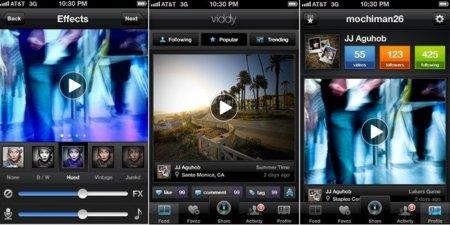 Viddy, traduce al formato vídeo el modelo de Instagram