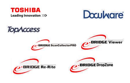 Softluciones de Toshiba, software para la gestión documental