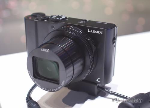 Panasonic Lumix LX15: Toma de contacto con la nueva compacta avanzada en Photokina