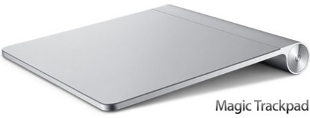 Apple Magic Trackpad acerca la tecnología multi-táctil obviando la pantalla