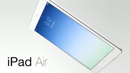 Las ventas del iPad Air prometen: su uso a los tres días ya multiplica por cinco al del modelo anterior