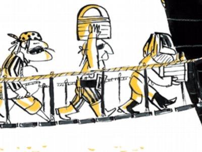 'El pirata bien educado y sus amigos', de Rafael Dezcallar