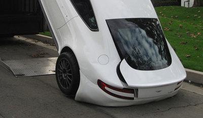 Técnicas de descarga de un Aston Martin