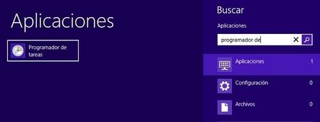 Aprende a utilizar el programador de tareas en Windows 8