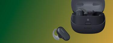 Tremenda rebaja en los auriculares Bluetooth sin cables Sony WF-SP900B: sumergibles y con 4 GB por 133,03 euros en Amazon