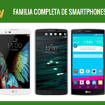 Así queda el catálogo de smartphones LG tras la llegada del LG V10