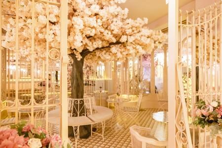 Bloom, el nuevo restaurante de Salvador Bachiller es el más florido, romántico y bonito de Madrid