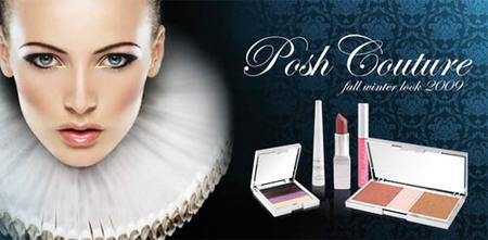 Posh Couture, el look de Kiko para el otoño-invierno 2009/2010