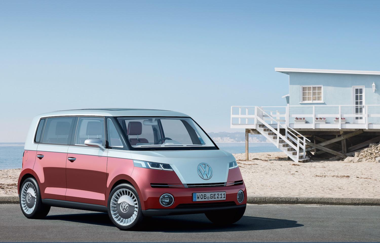 Foto de Nueva Camper de VW eléctrica (2/4)