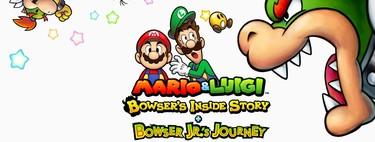 Mario & Luigi: Viaje al centro de Bowser + Las peripecias de Bowsy: todo lo que sabemos sobre el remake del RPG de NDS para 3DS