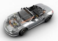 Porsche Boxster E, conocemos sus prestaciones oficiales