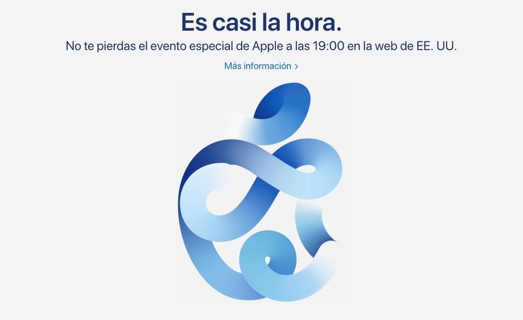 Cómo seguir en directo y español la keynote del Apple Watch Series 6 y iPad Air 4: mírala con nosotros