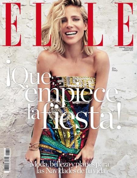 Elle España: Elsa Pataky