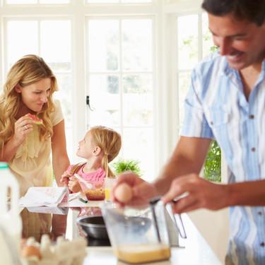 Plan para sobrellevar el encierro. Consejo 3: no descuidéis la alimentación