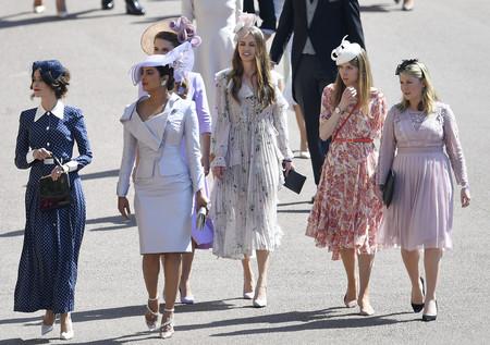 Duelo de estilo entre aristócratas y actrices: ¿quién ha vestido mejor?