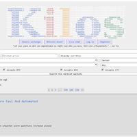 Kilos se convierte en el sucesor de Grams como 'Google de la Dark Web'