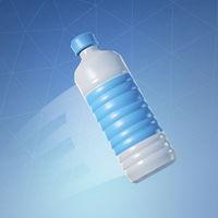 Desafío Fortnite: lanza una botella en un objetivo cerca de un pez, llama o cerdo gigante. Solución