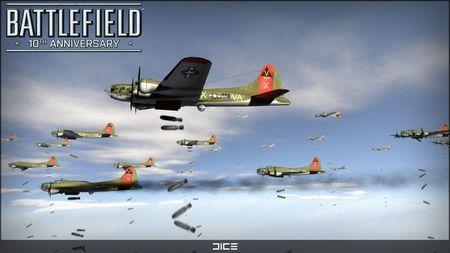 La saga 'Battlefield' celebra su décimo aniversario. Tenemos vídeo conmemorativo del 'Battlefield 1942' y ofertas limitadas