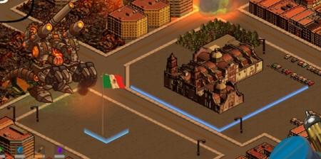 Destruye a la Ciudad de México en Kaiju-A-Gogo