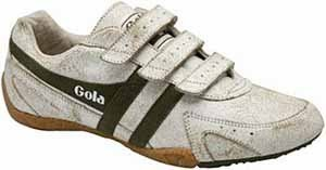 Zapatillas envejecidas Gola
