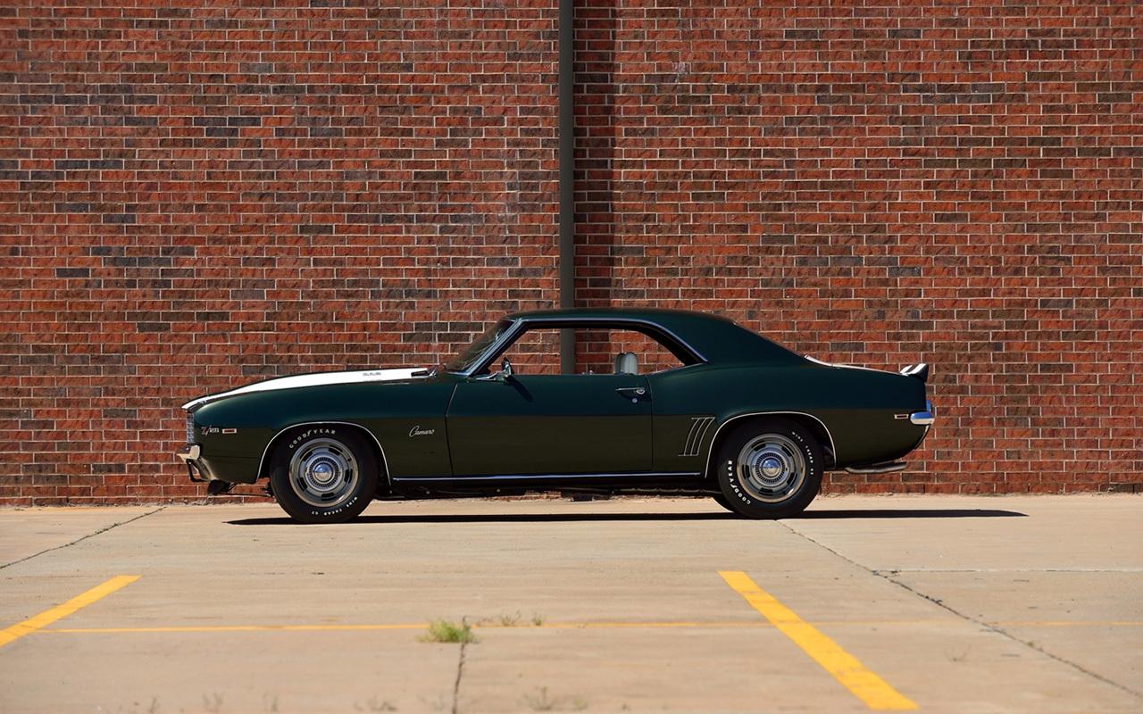Foto de Chevrolet Camaro Z28 de 1969 (5/12)