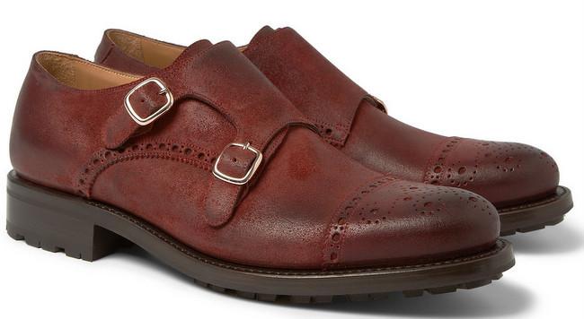 calzado rojo fiesta