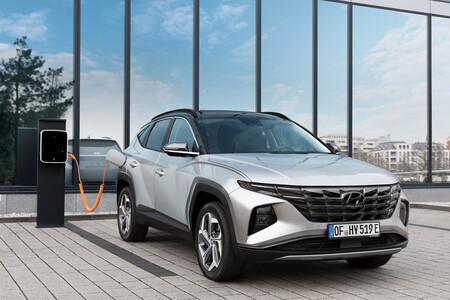Nuevo Hyundai Tucson híbrido enchufable: el SUV más potente de Hyundai es más barato que un Peugeot 3008 PHEV