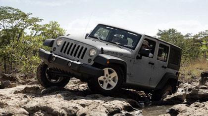 El Jeep Wrangler Unlimited crece en ventas
