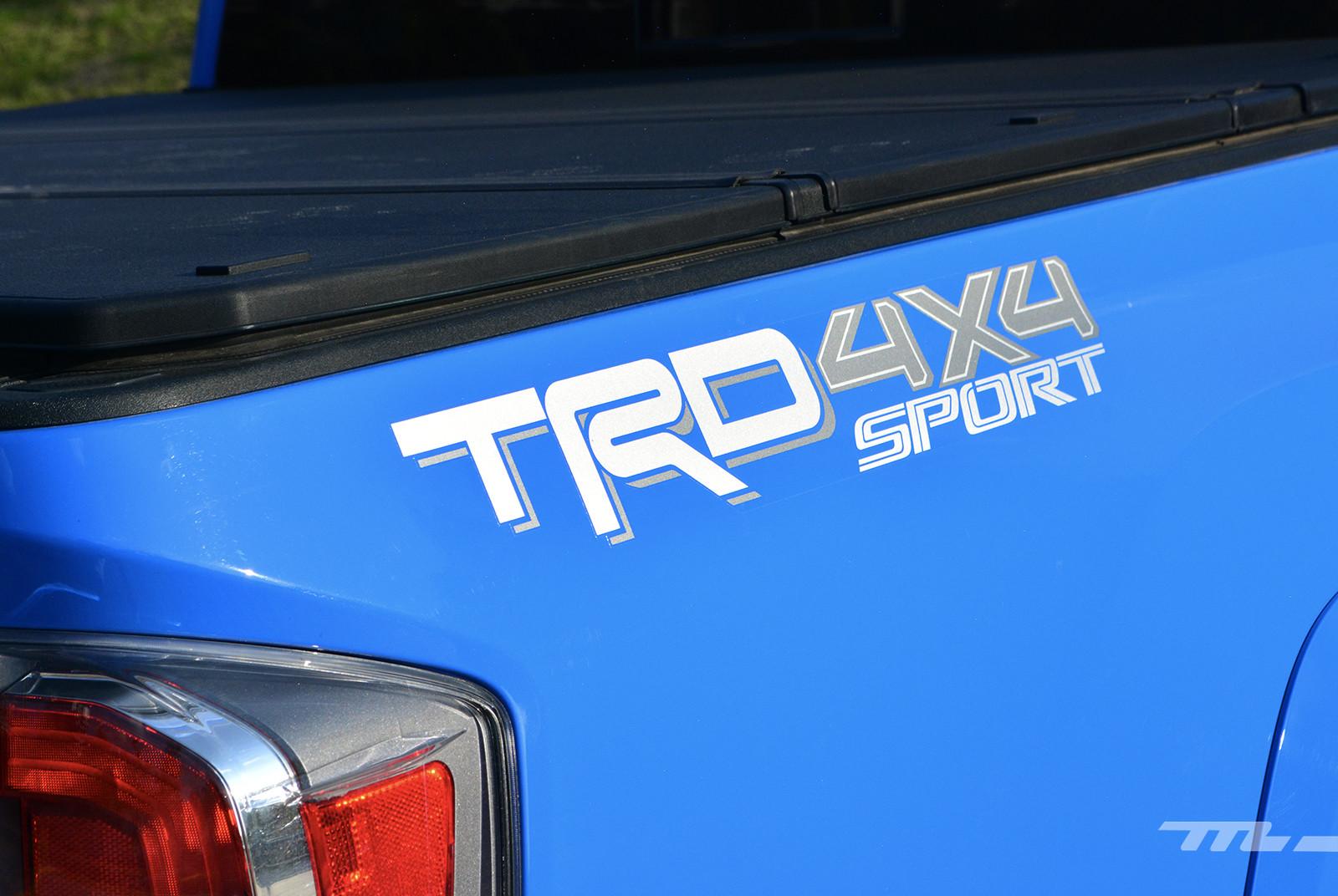 Foto de Toyota Tacoma 2020 (prueba) (11/29)