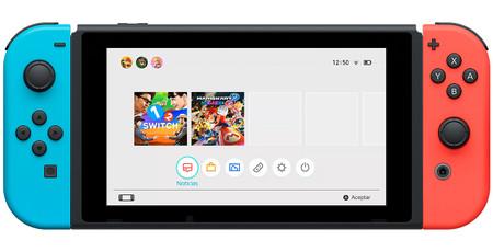 Nintendo Switch: desde su interfaz hasta arrancar una partida guardada de Zelda en un vídeo