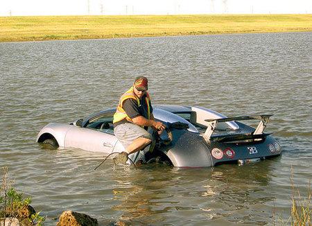 Dolorpasión™: el Bugatti Veyron que quería cruzar los mares