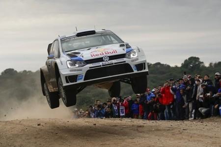 Rally de Argentina 2014: los ataques de Sébastien Ogier se vuelven infructuosos