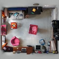 Foto 5 de 7 de la galería room-portraits-habitaciones-retratadas-desde-un-nuevo-angulo-por-menno-aden en Decoesfera