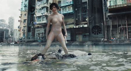 Ghost In The Shell Escena1