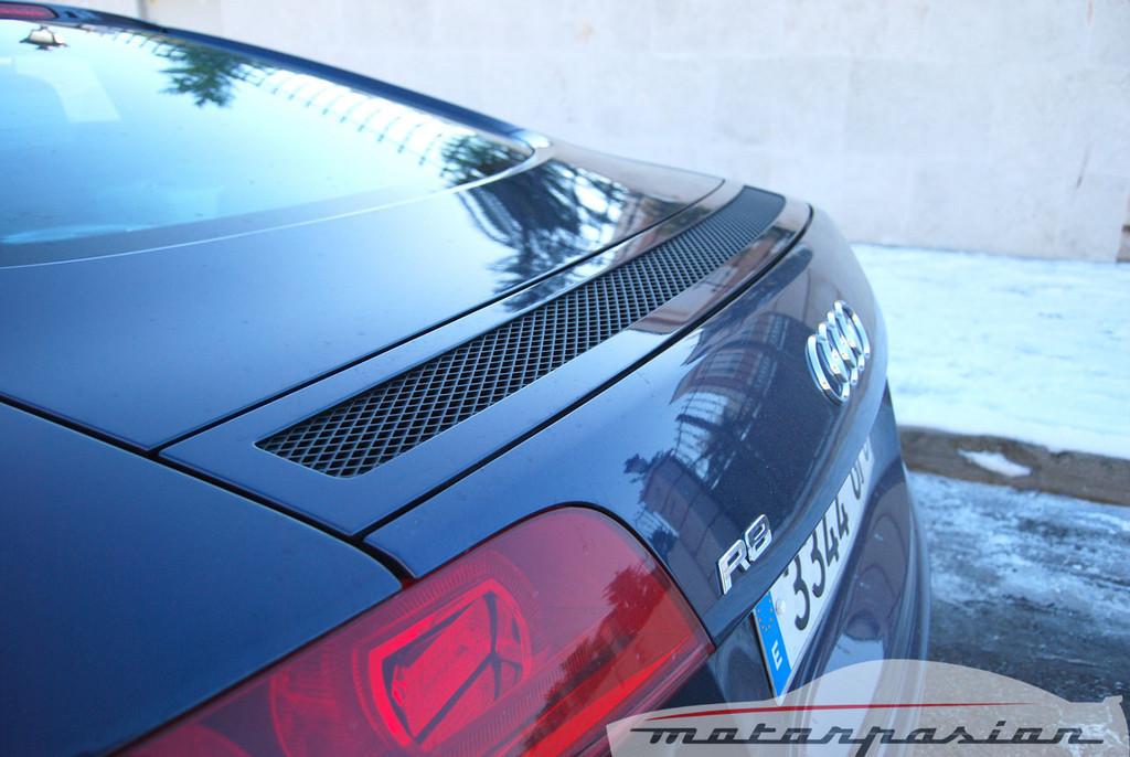 Foto de Audi R8 4.2 FSI R tronic (prueba) (42/50)