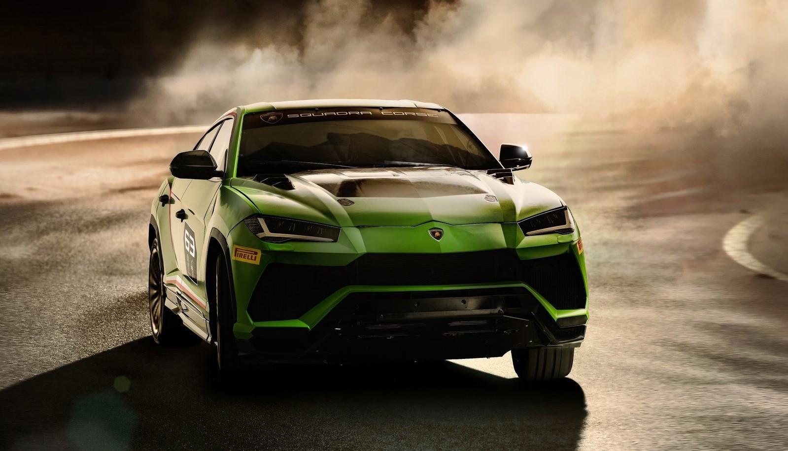 Foto de Lamborghini Urus ST-X Concept (5/6)