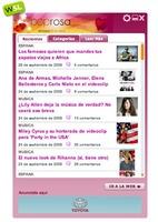 Poprosa y Weblogs SL en tu escritorio