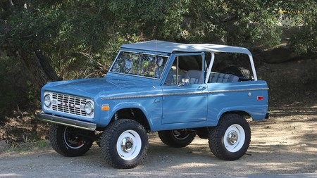 ICON Old School Bronco