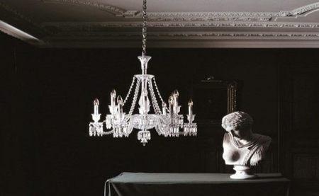 Cristal de Baccarat para decorar un gran hotel de la firma en Nueva York