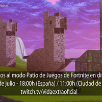 Streaming del Patio de Juegos de Fortnite: Battle Royale a las 18:00h (las 11:00h en CDMX) [finalizado]